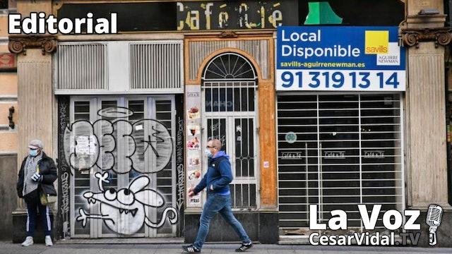 La inversión extranjera se desploma en España - 15/07/21