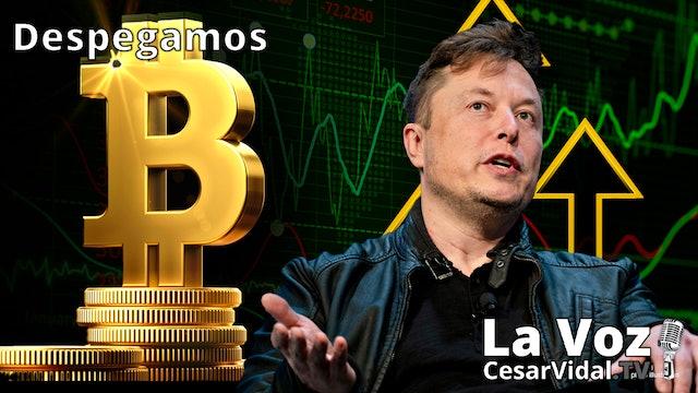Llega la inflación, Musk dispara el bitcoin y los taxis voladores de Ferrovial