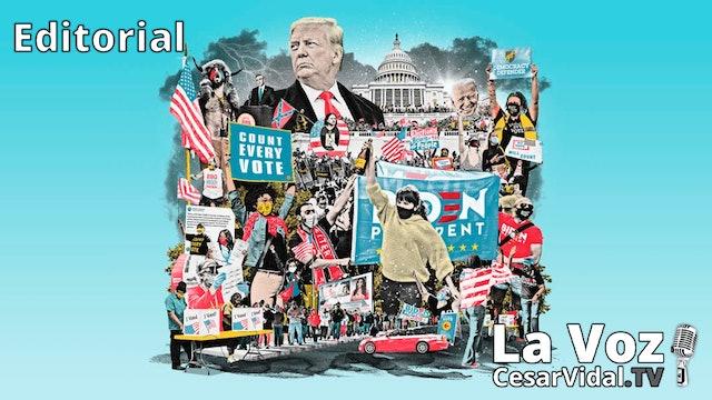 La revista Time desvela la coalición que se impuso sobre Trump - 08/02/21