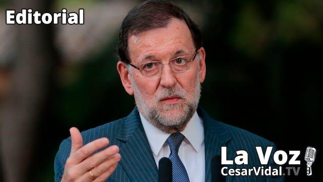 Rajoy debe comparecer ante la justici...