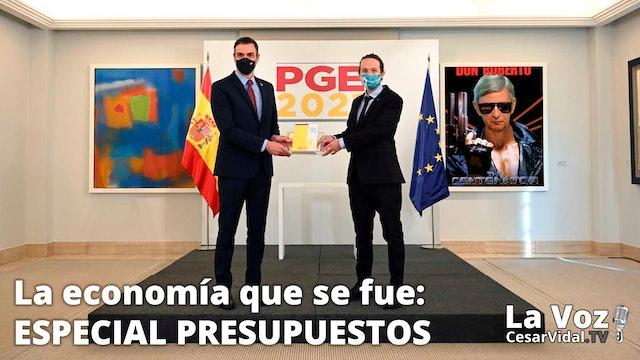 ESPECIAL PRESUPUESTOS GENERALES DEL ESTADO 2021 - 15/12/20