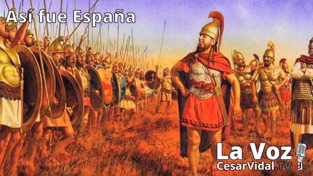 Hispania entra en la primera guerra m...