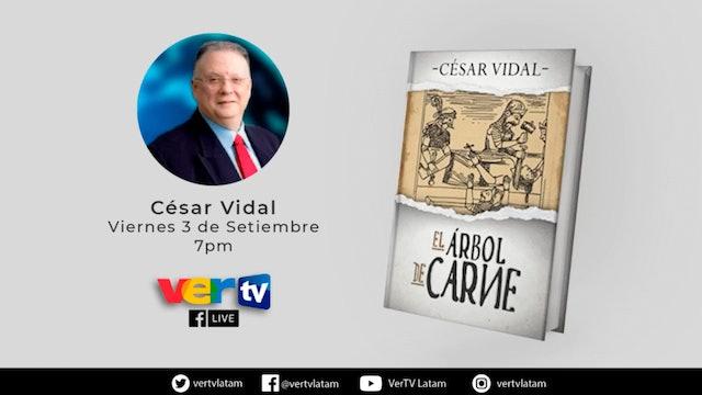 Presentación de El Árbol de Carne en Ver TV Latam - 03/09/21