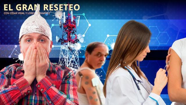 La verdad sobre el grafeno: biomedicina, vacunas y desinformación masiva - 03/07