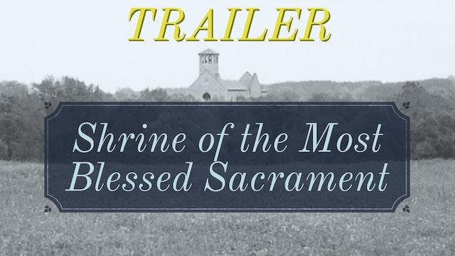 Shrine Trailer SD