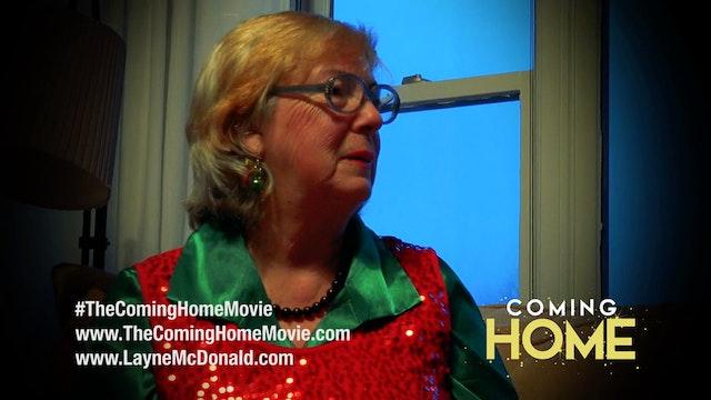 Coming Home - Behind the Scenes - Episode 4 - Nicole Wilbourn FIX