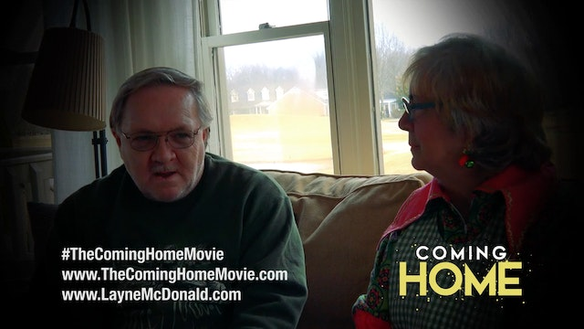 Coming Home - Behind the Scenes - Episode 9 - Richard Shelf