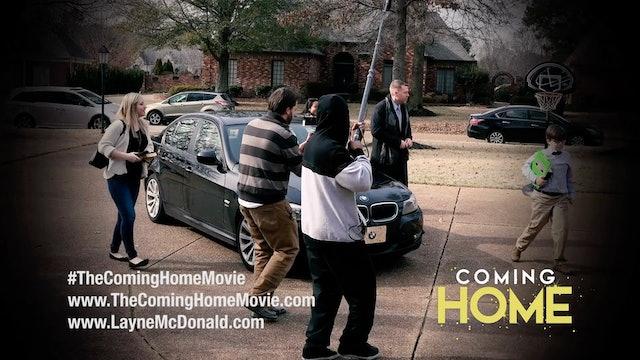 Coming Home - Behind the Scenes - Episode 3 - Rachel Sweeney