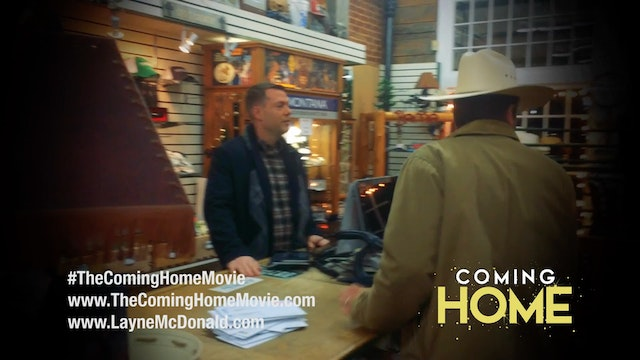 Coming Home - Behind the Scenes - Episode 16 - Hewlett and Dunn Location Shoot