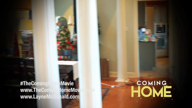 Coming Home - Behind the Scenes - Episode 19 - Dining Room location shoot