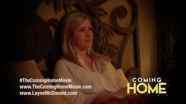 Coming Home - Behind the Scenes - Episode 20 - Bedroom Location Shoot