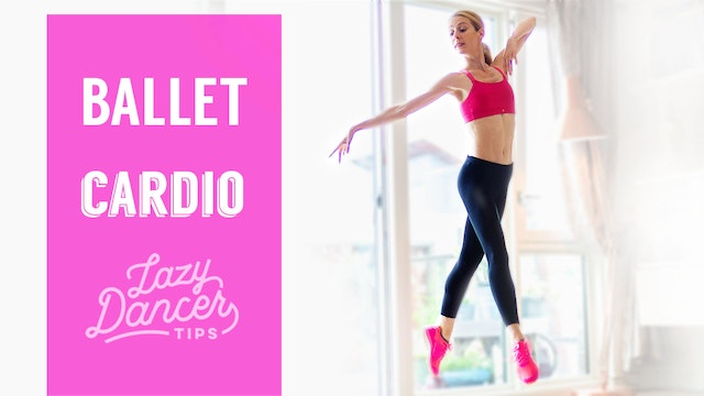 Ballet Cardio Total Body Workout