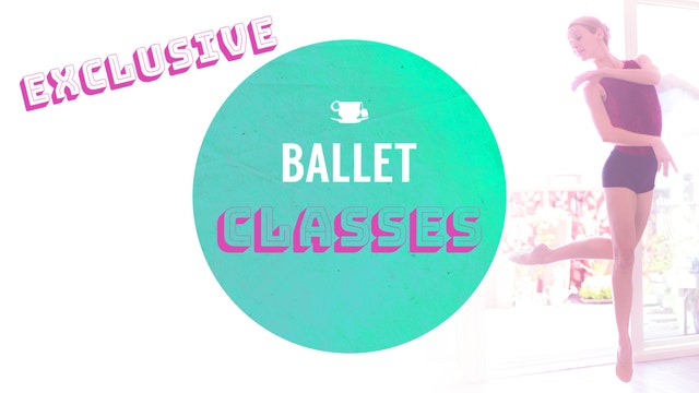 Exclusive Classical Ballet Classes