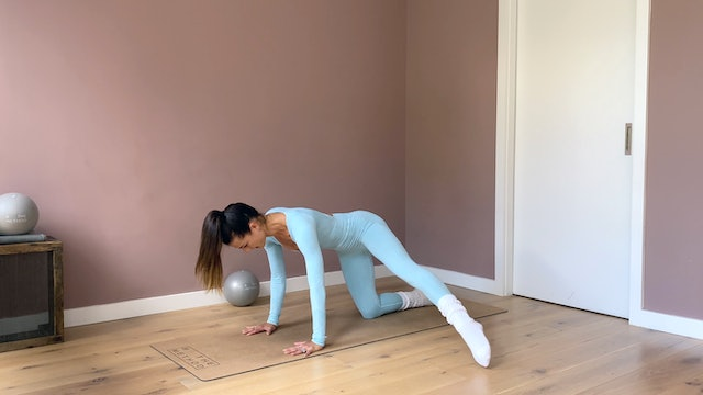 30 minute - Full body series, No roll downs