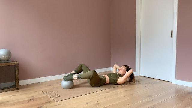 15 minute - Inner thigh series #2
