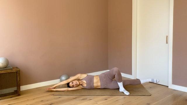 15 minute - Inner thigh series #1