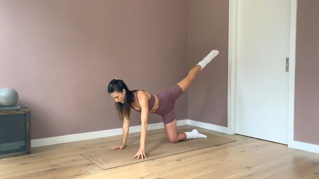15 minute - Meditative movement series #2