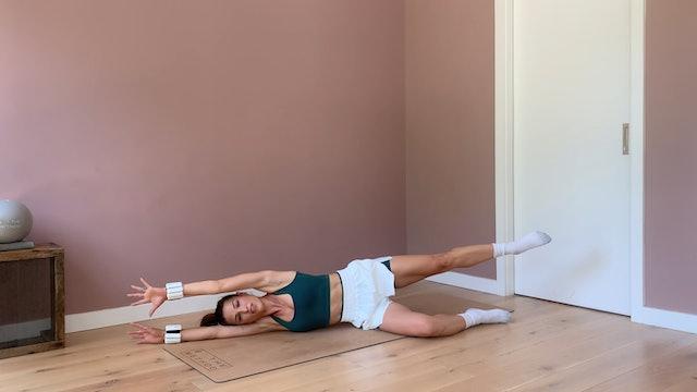 15 minute - Full body Alignment series