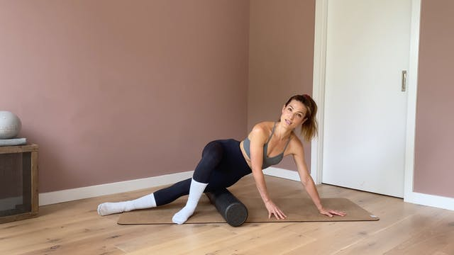 Foam rolling series - Lower body focused