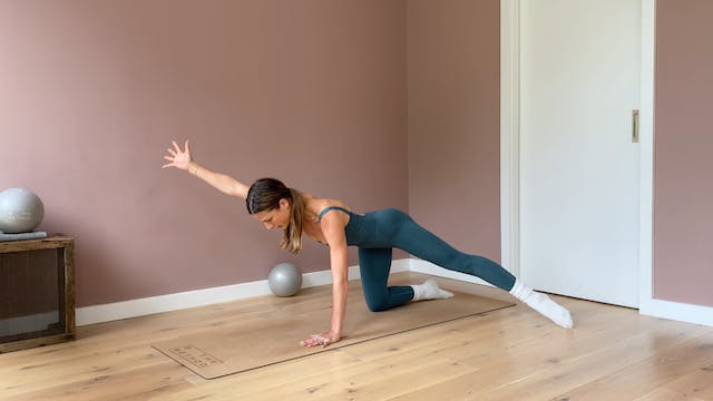 15 minute - Length and Reach core series
