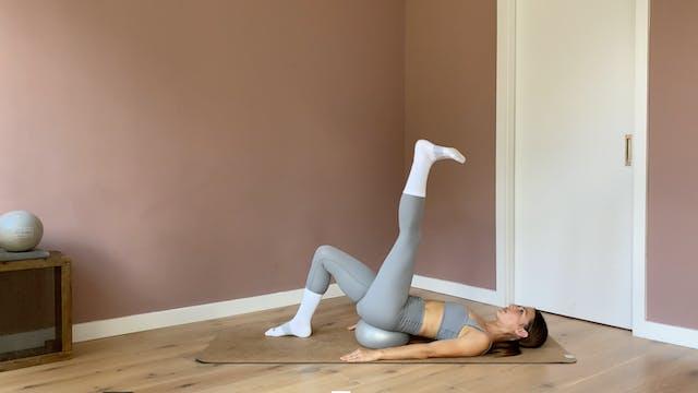 15 minute - Leg Inversion series #1