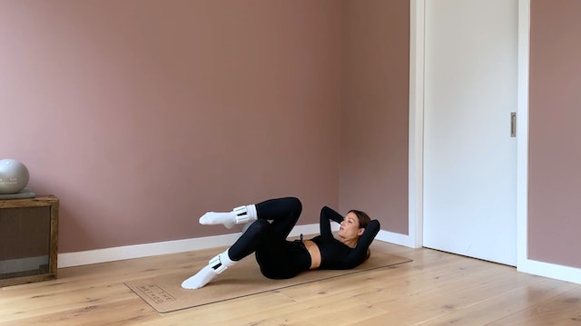 30 minute - Deep Outer Thigh series
