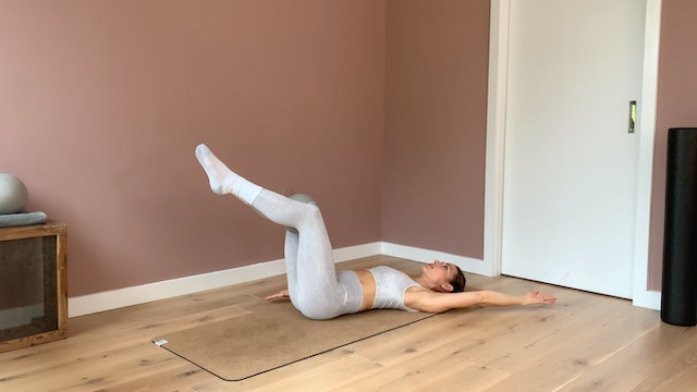 15 minute - Diastasis friendly series