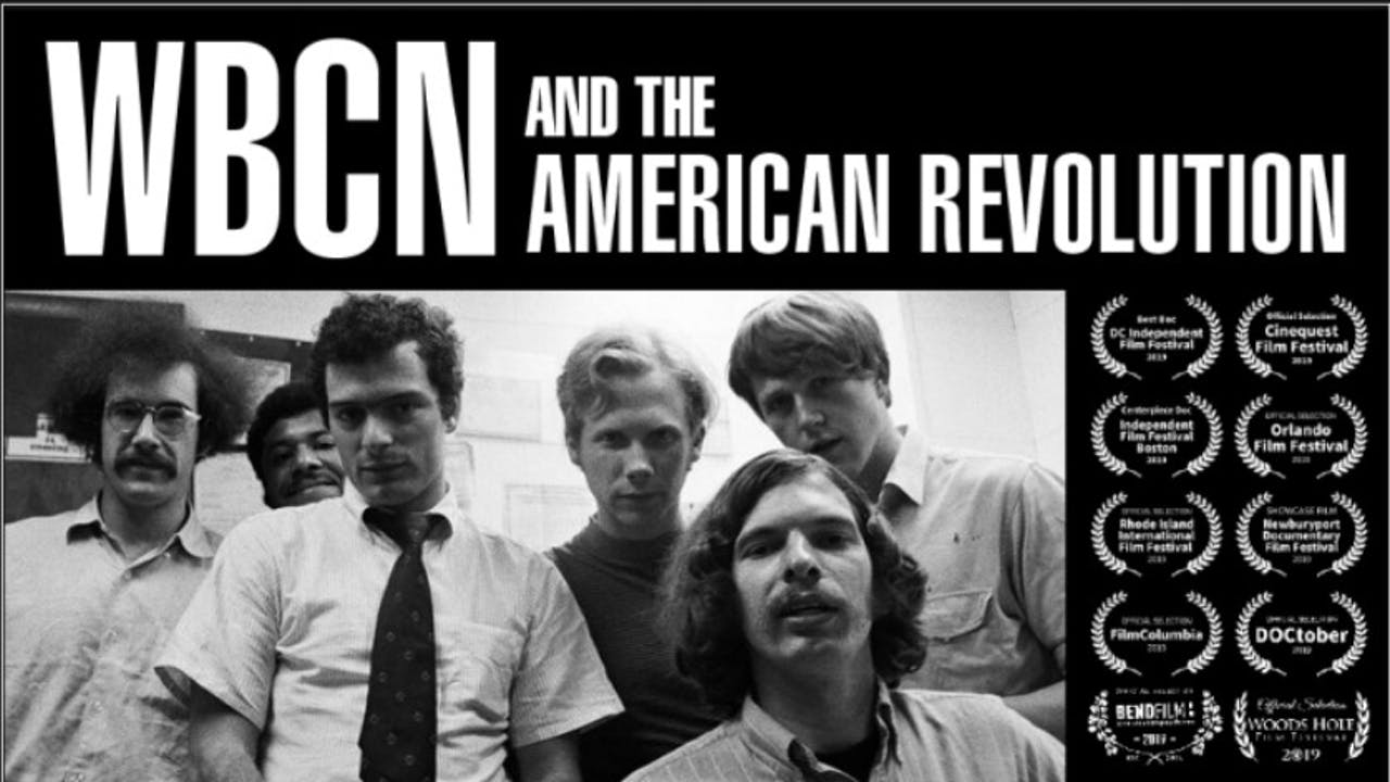 """WBCN and The American Revolution"" --"