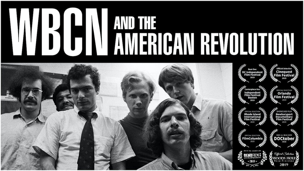 "KPOV Presents ""WBCN and The American Revolution."""