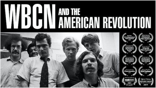 FilmBar Presents WBCN and The American Revolution