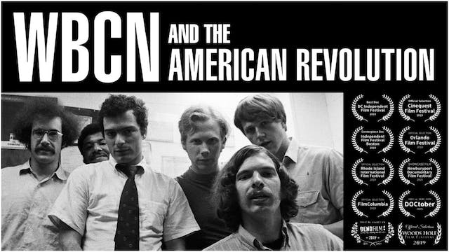 "JPT presents ""WBCN and The American Revolution"""