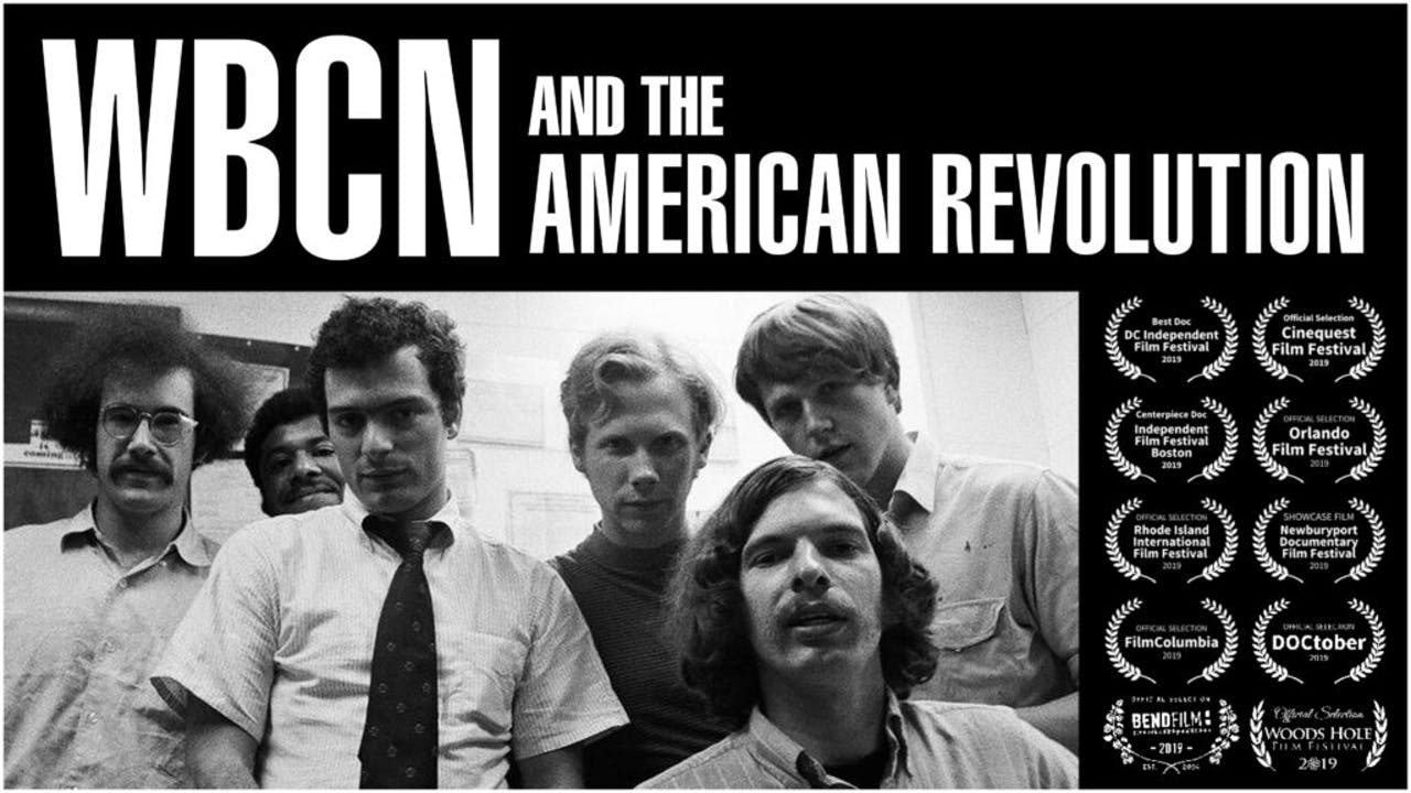 """WSCA presents """"WBCN and The American Revolution"""""""