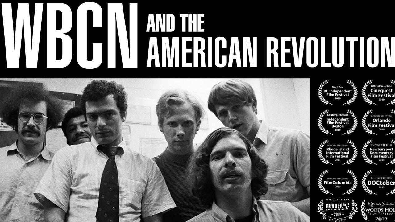 The NEON presents WBCN and The American Revolution