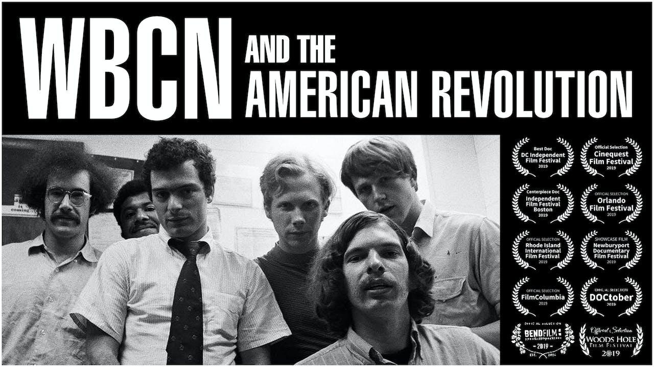 "WRIU presents ""WBCN and The American Revolution"""