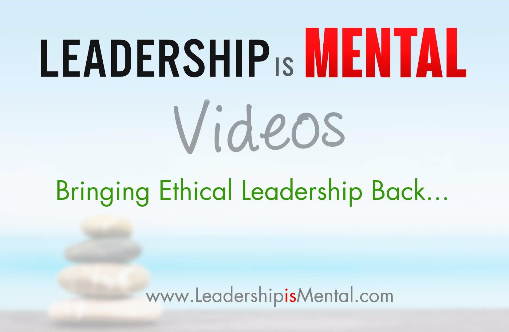 Bringing Ethical Leadership Back