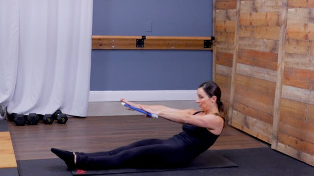 Core with Upper Body Integration