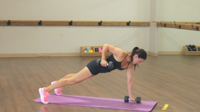 Iron Barre: Upper Body 1
