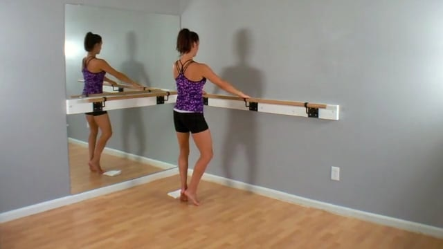 Glissade Inspired Series I: Lower Body
