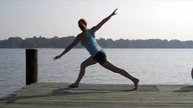 Yoga Fusion Flow I: Lower Body