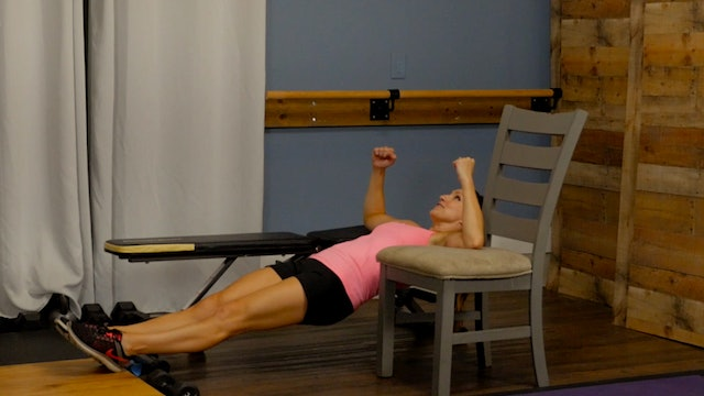 Pull Up Strong Series I: Mat Work and Weights