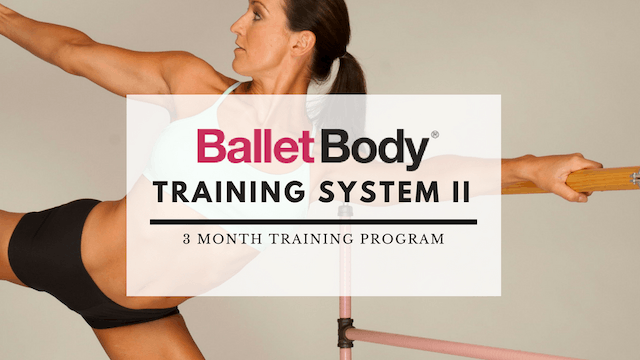 BALLET BODY TRAINING SYSTEM II