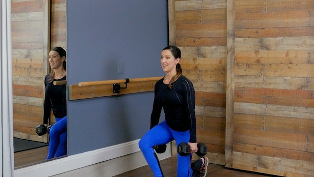 Iron Barre: Lower Body IV
