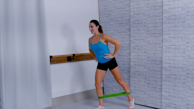 Barre: Booty Thigh Workout
