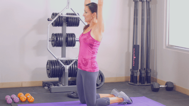 Iron Barre: Matwork + Weights I