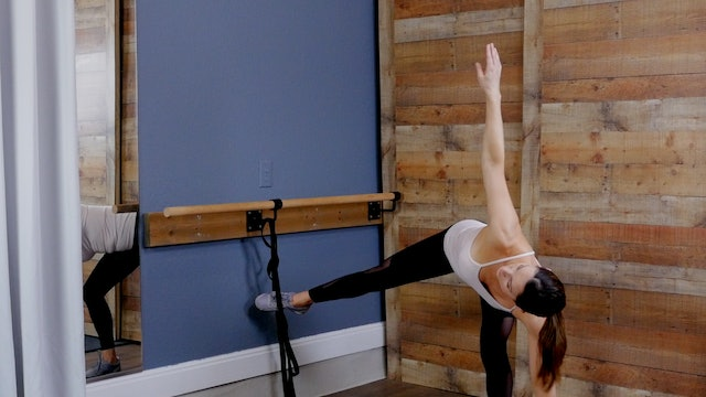 Barre-Assisted Lower Body