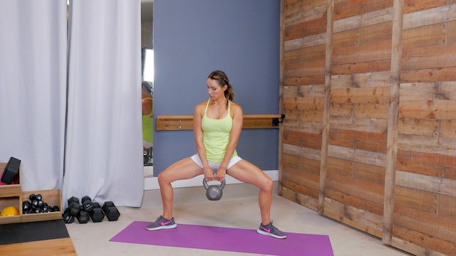 Iron Barre Select: Upper Body Rx III