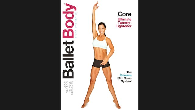 Ballet Body Signature Series: Core
