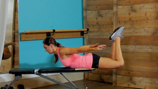 Iron Barre: Lower Body II