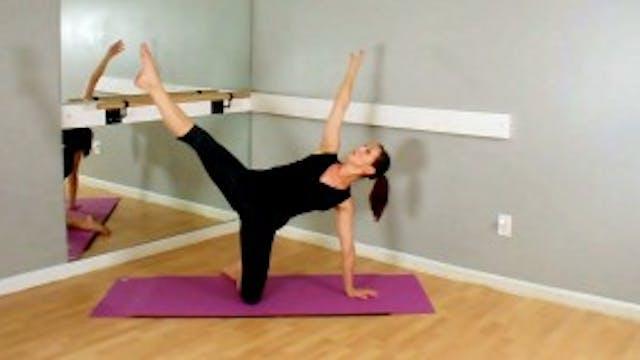 Dancing Side Plank I