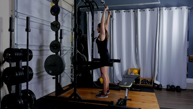Iron Barre Select: Lower Body Rx II